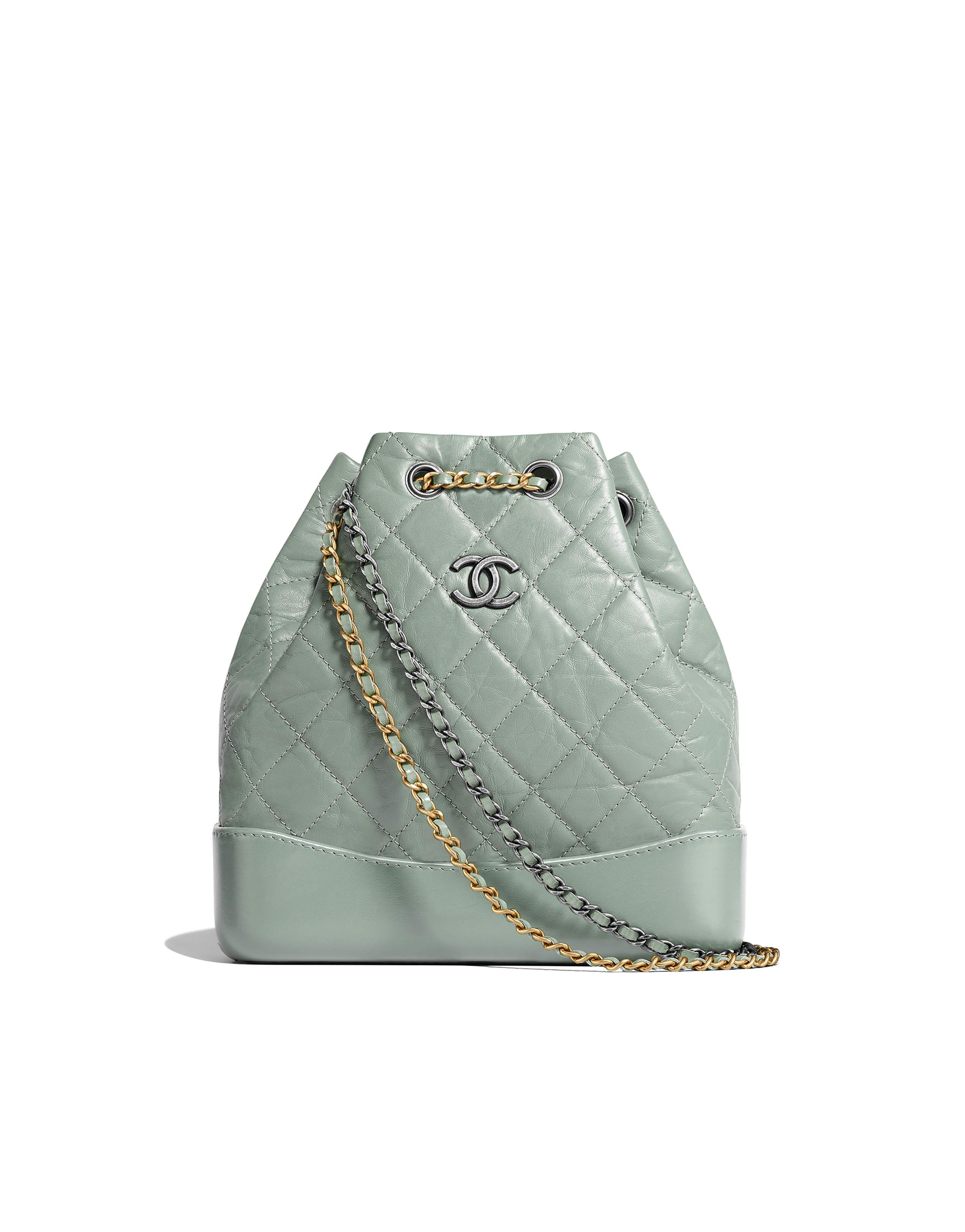 3c89d97e11c9 Chanel - Cruise 2017/2018 | Chanel's Gabrielle backpack | Chanel ...