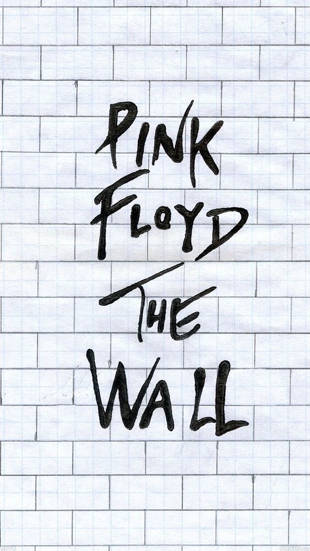 Pink Floyd the Wall Album Art Android iPhone Wallpaper Background ...