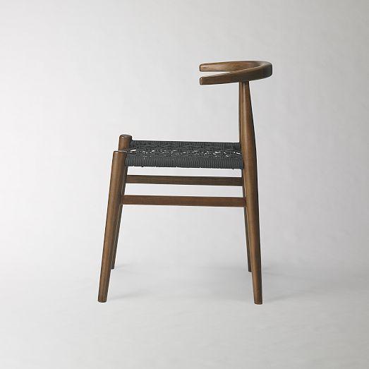 High Quality John Vogel Chair U2013 Acorn/Charcoal   West Elm