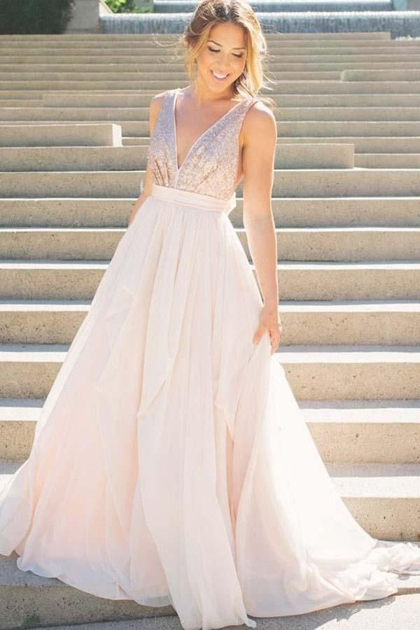Backless Prom Dresses #BacklessPromDresses, Prom Dresses ...