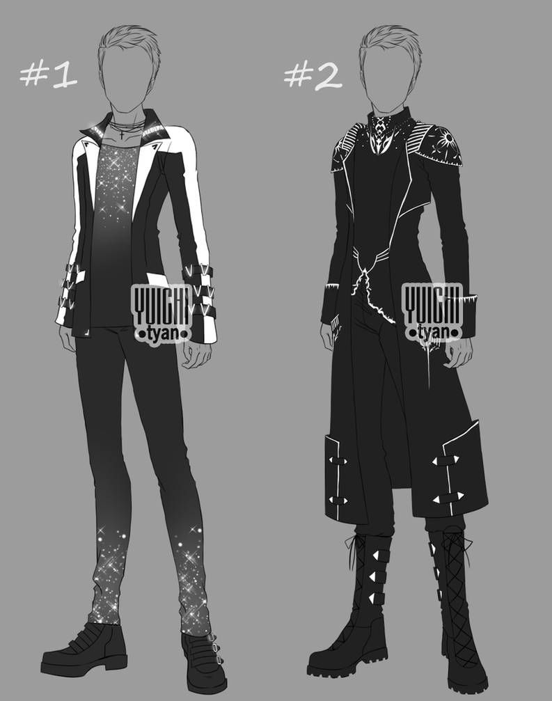 50++ Anime fantasy outfits male ideas in 2021