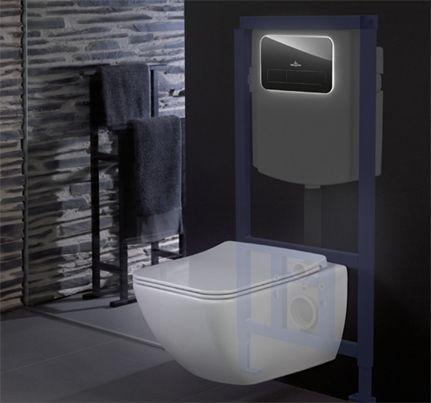 Viconnect villeroy boch villeroy boch cisternas - Cisterna bano ...