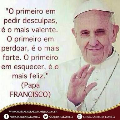 Resultado de imagem para papa francisco sobre humildade social | Mensagens  do papa francisco, Mensagem do papa, Mensagens