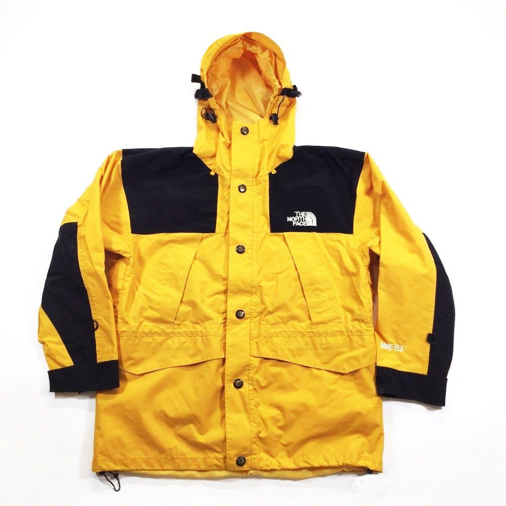 Vintage 90s The North Face Men S 3 In 1 Gore Tex Mountain Guide Jacket And Fleece Yellow Black Size S North Face Mens The North Face North Face Jacket [ 1000 x 1000 Pixel ]