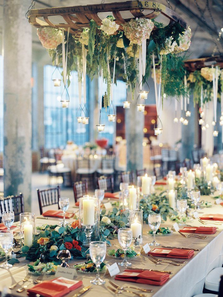 Wedding Reception Inspiration Photo Nancy Ray Photography
