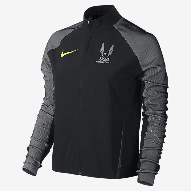 StadiumUSATFWomen's Running JacketRunning StadiumUSATFWomen's Nike jacket Running Nike BdxrWeCo