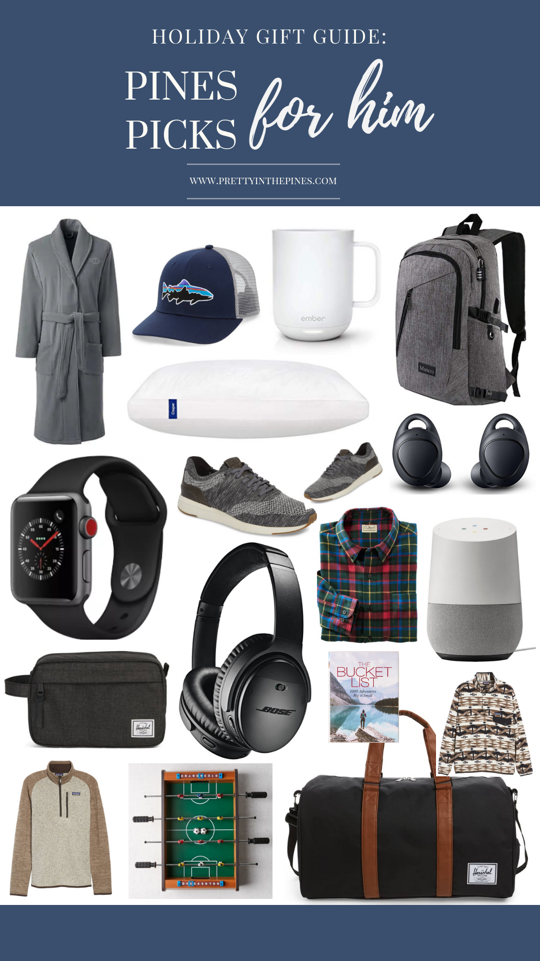 Black Friday Sales, Gift Guides, and Holiday Lookbook - gift ideas for HIM d6d5106569
