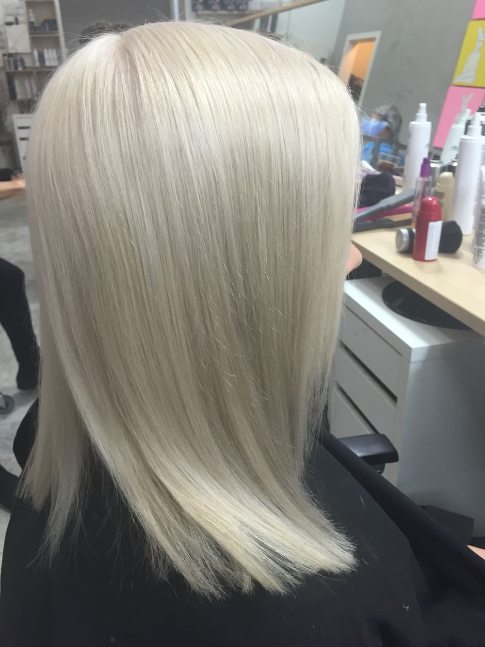 Icecold blonde