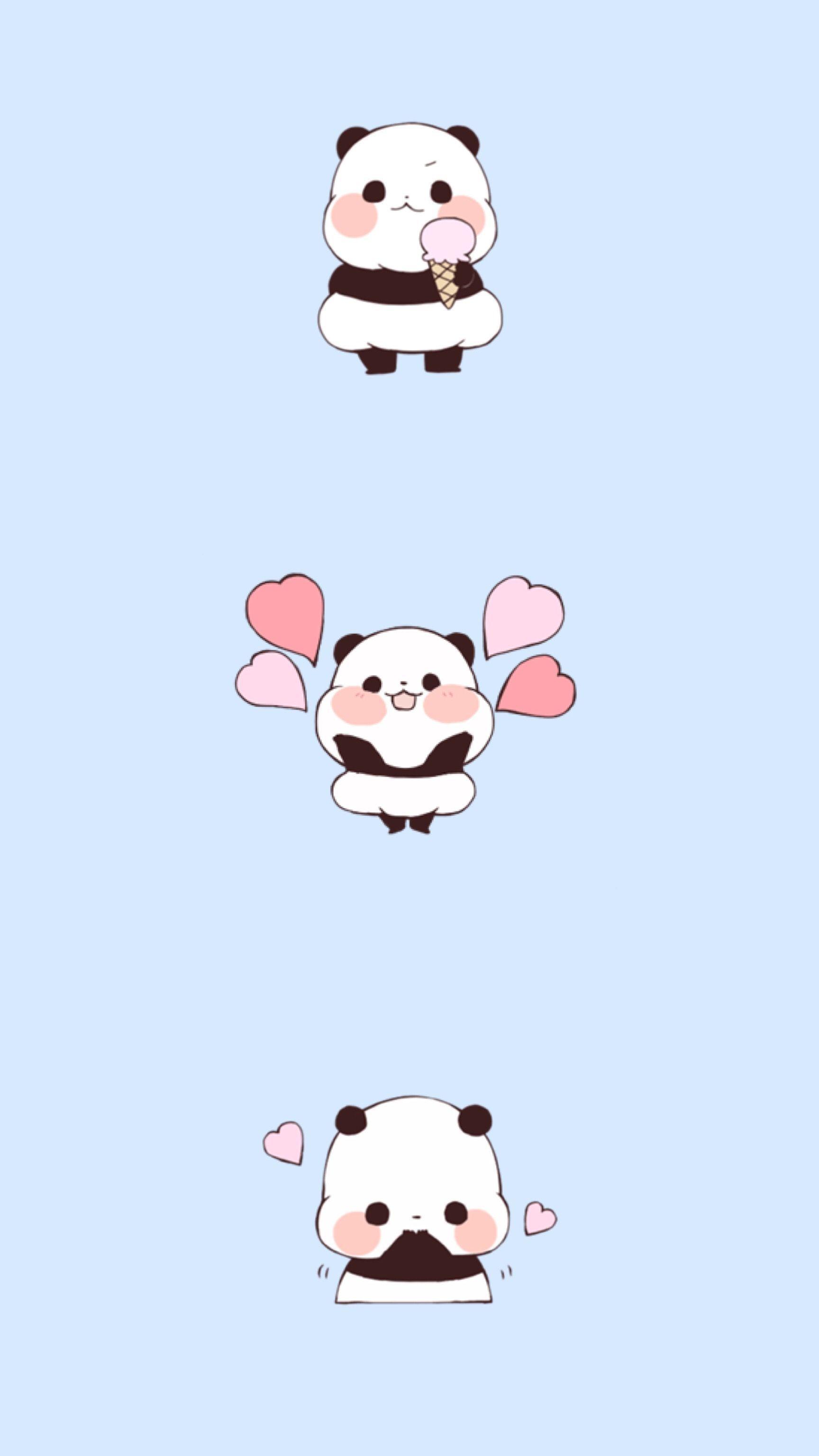 Cutewallpaperbackgrounds Cute Panda Wallpaper Bear Wallpaper Cute Cartoon Wallpapers