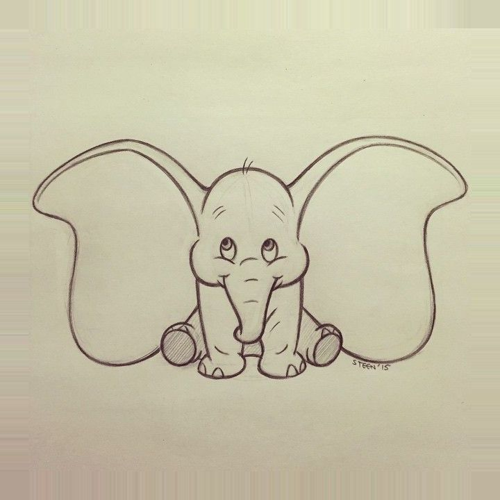 Cute Disney Drawing Dumbo Fanart Fur Sketch Tag Tumblr Disney Dumbo Fur Tag 5 Di In 2020 Easy Disney Drawings Disney Character Drawings Disney Art Drawings