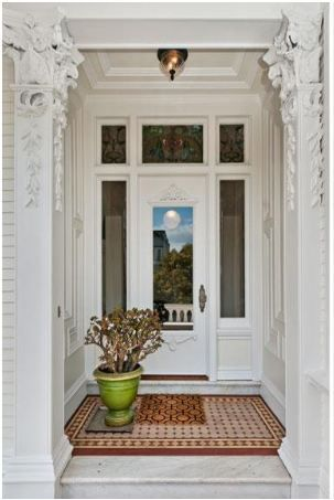 for sale modern meets victorian in san francisco front doors