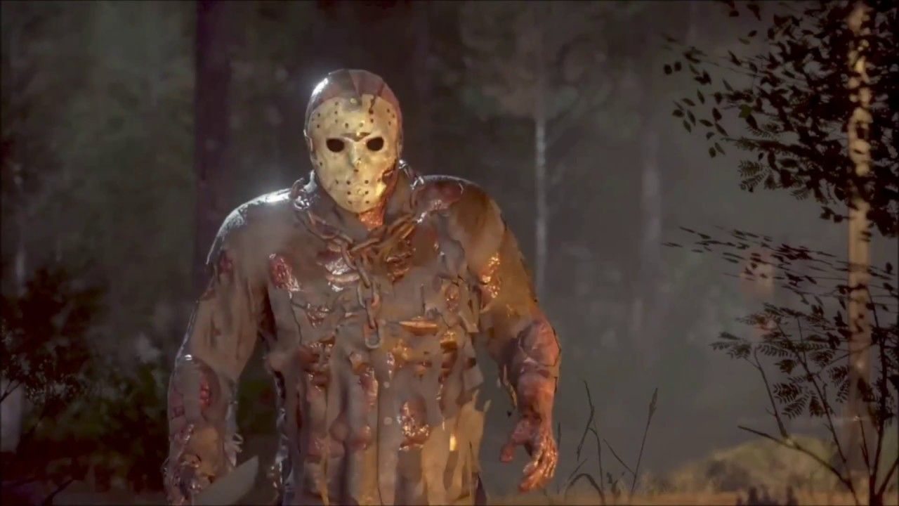Friday the 20th The Game   Jason Part 20 Gameplay   Jason part 20 ...