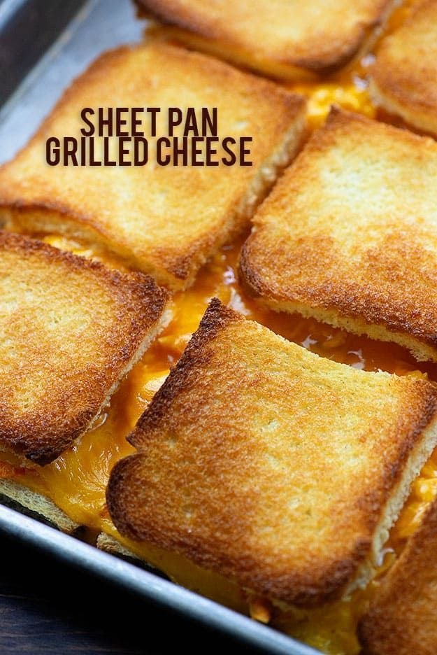 Buffalo Chicken Grilled Cheese In The Oven — Buns In My Oven