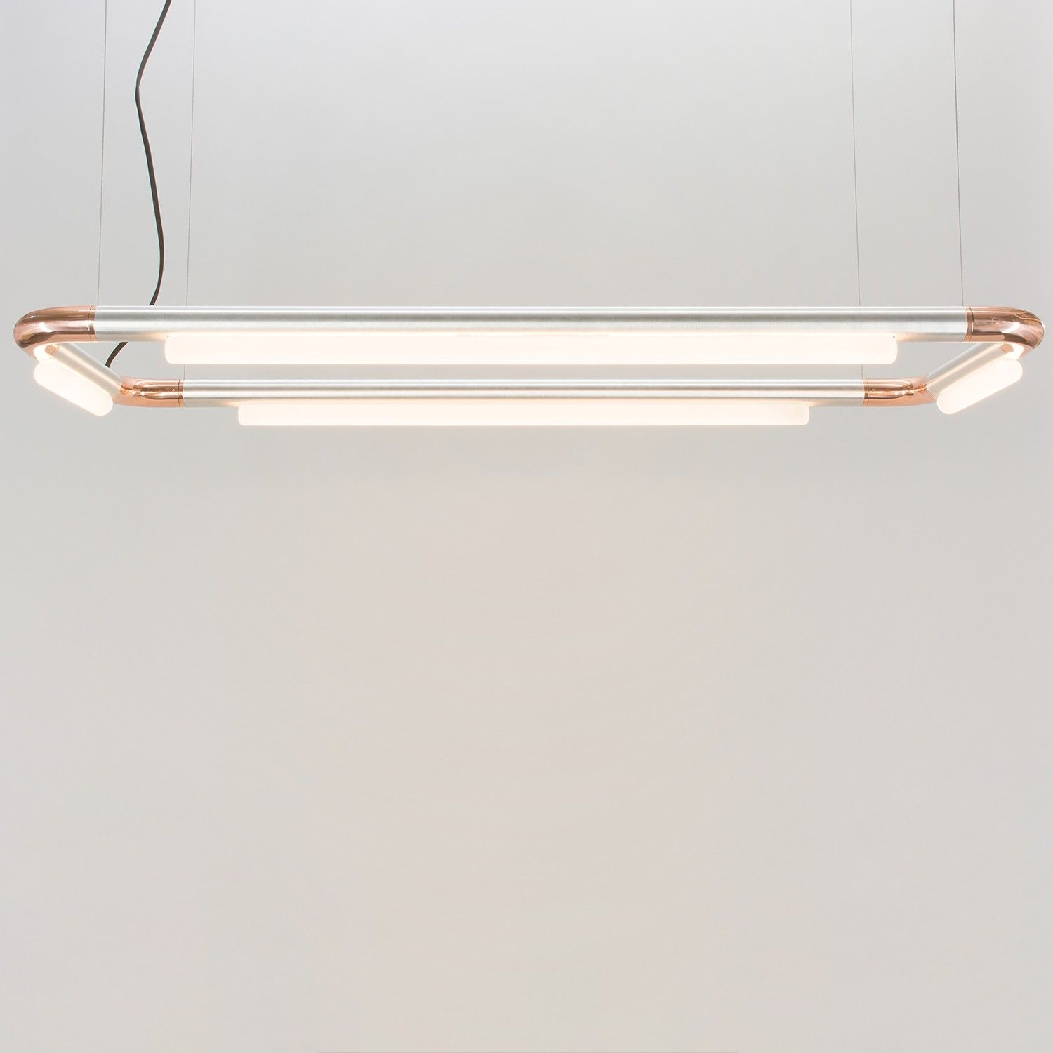 Pipeline Cm4 Led Linear Pendant Light Linear Pendant Lighting Led Light Design Linear Lighting