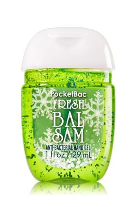 Fresh Balsam Pocketbac Sanitizing Hand Gel Soap Sanitizer Bath