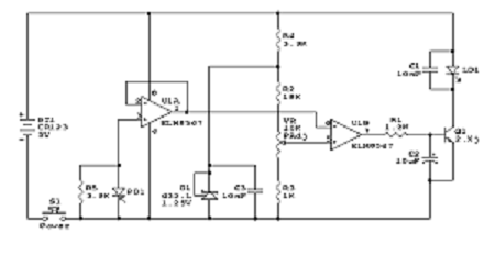 Laser Pointer Circuit And Working With Applications Laser Pointer Circuit Electrical Projects