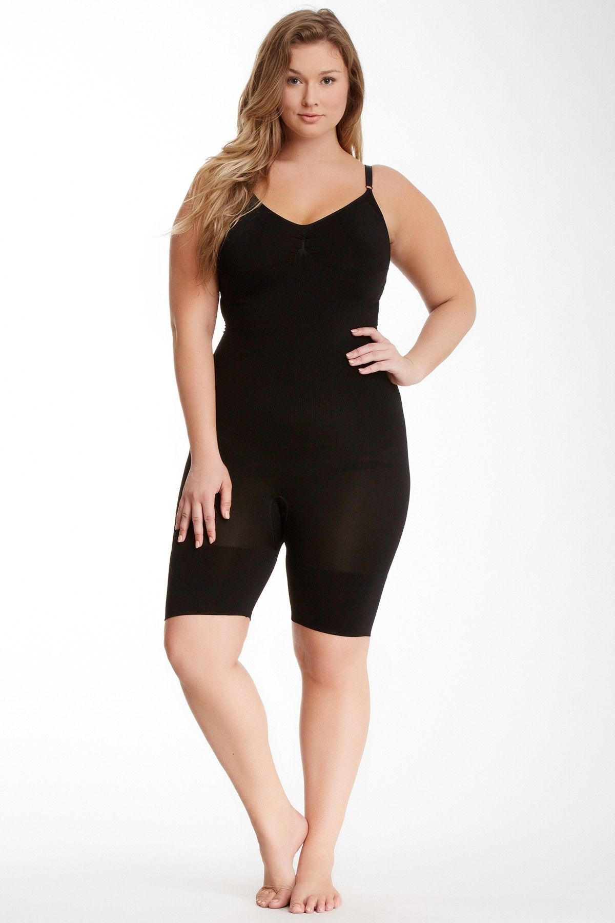 Regular Boxer Body Shaper (Plus Size) | Shapewear, France and Nordstrom