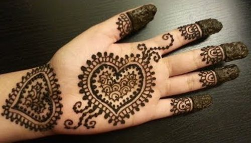 New Designs Mehndi Hands : New latest simple arabic eid mehndi designs  for hands