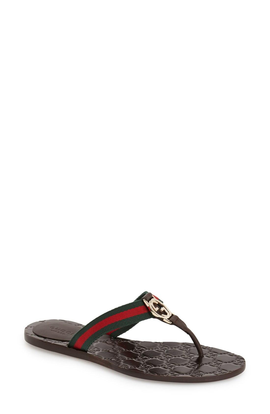 hot pink gucci sandals