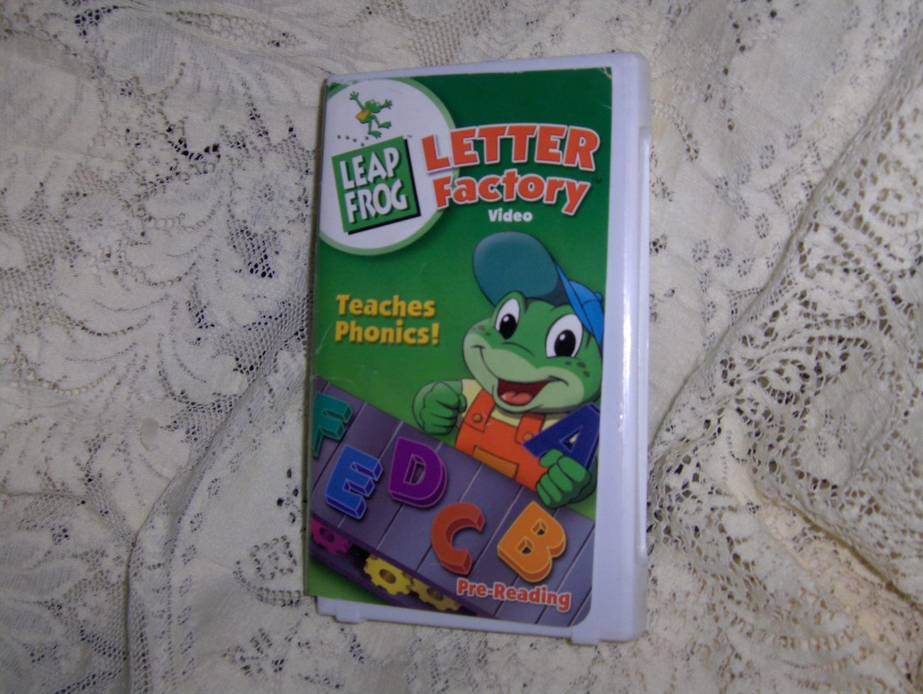 leap frog letter factory vhs the best of bonanza pinterest