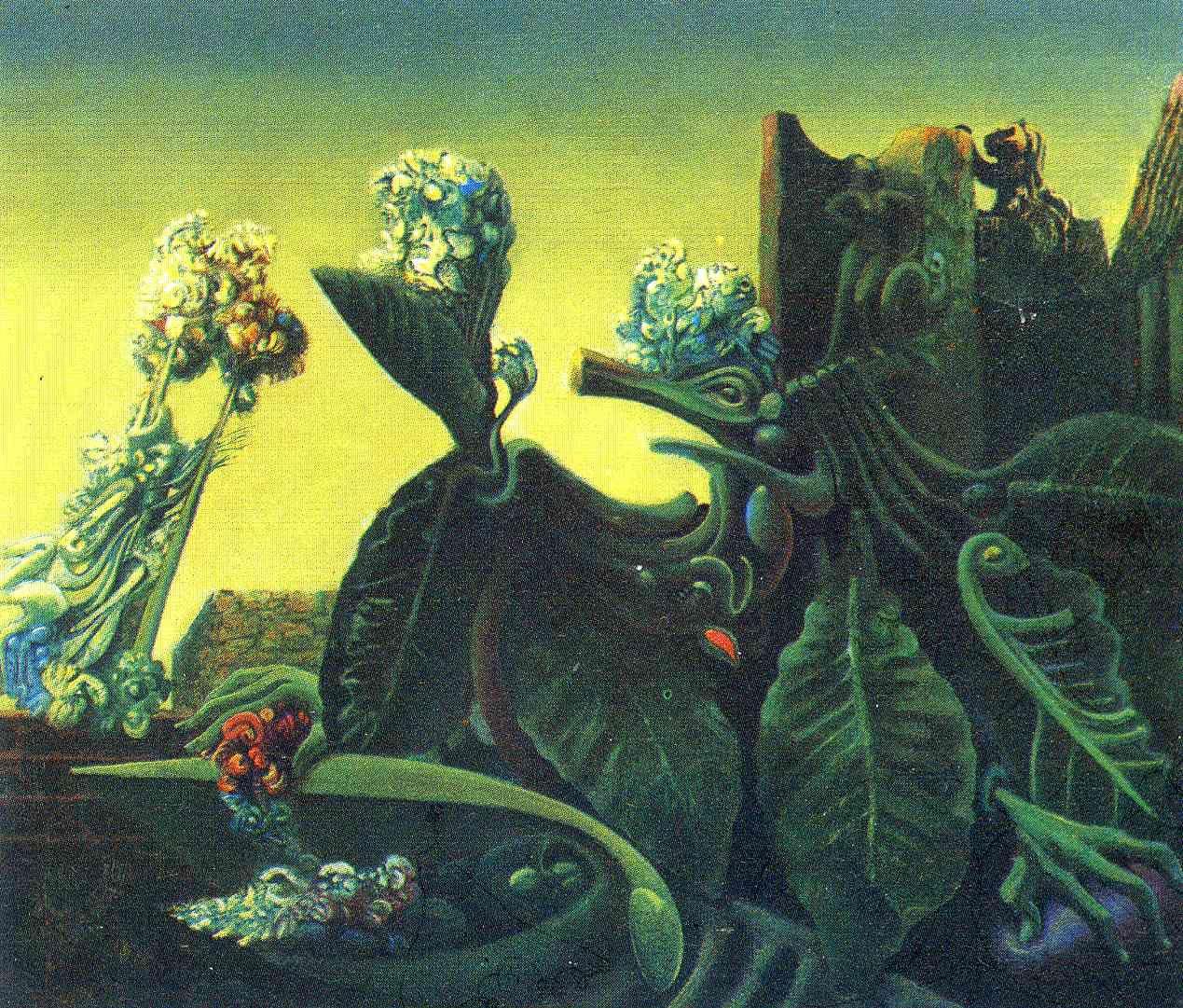 Max Ernst Max Ernst Max Ernst Paintings Art