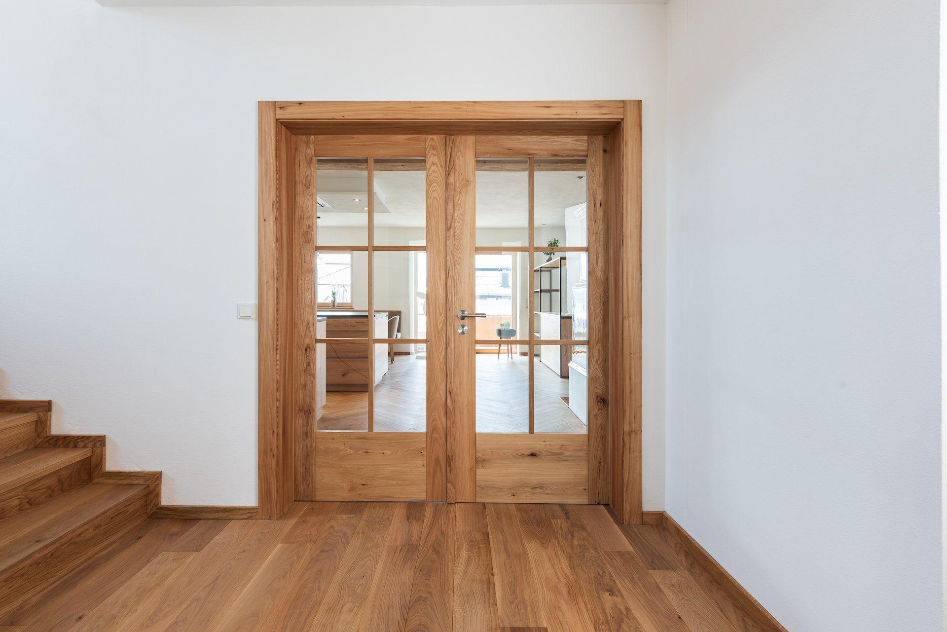 Ein Haus, in dem jeder gerne wohnen möchte » Haberl Türen