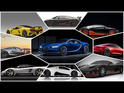 Top 10 fastest car in the world of 2019 name | Tech Spote