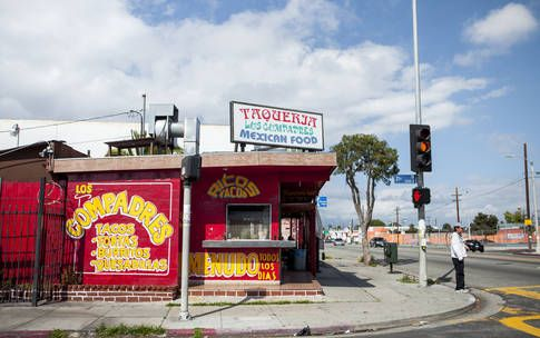 South La Los Angeles Guide Airbnb Neighborhoods Los Angeles Los Angeles Neighborhoods The Neighbourhood