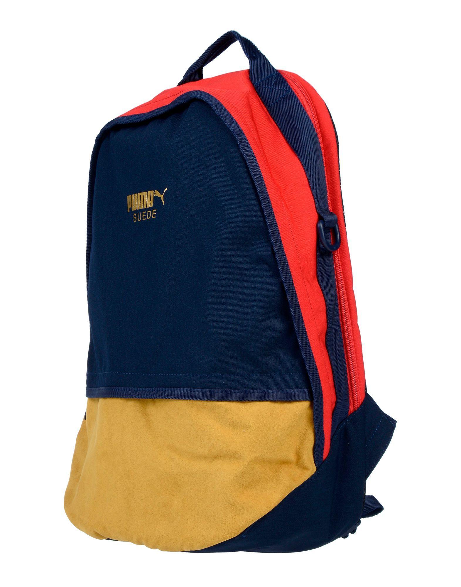 f54c662c4c PUMA BACKPACKS & FANNY PACKS. #puma #bags #polyester #backpacks ...