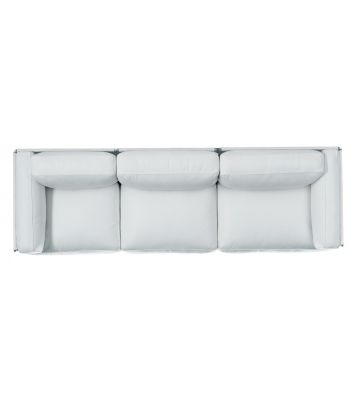 Twice 3 Seater Sofa Poltrona Frau Modern Furniture Sets Cafe