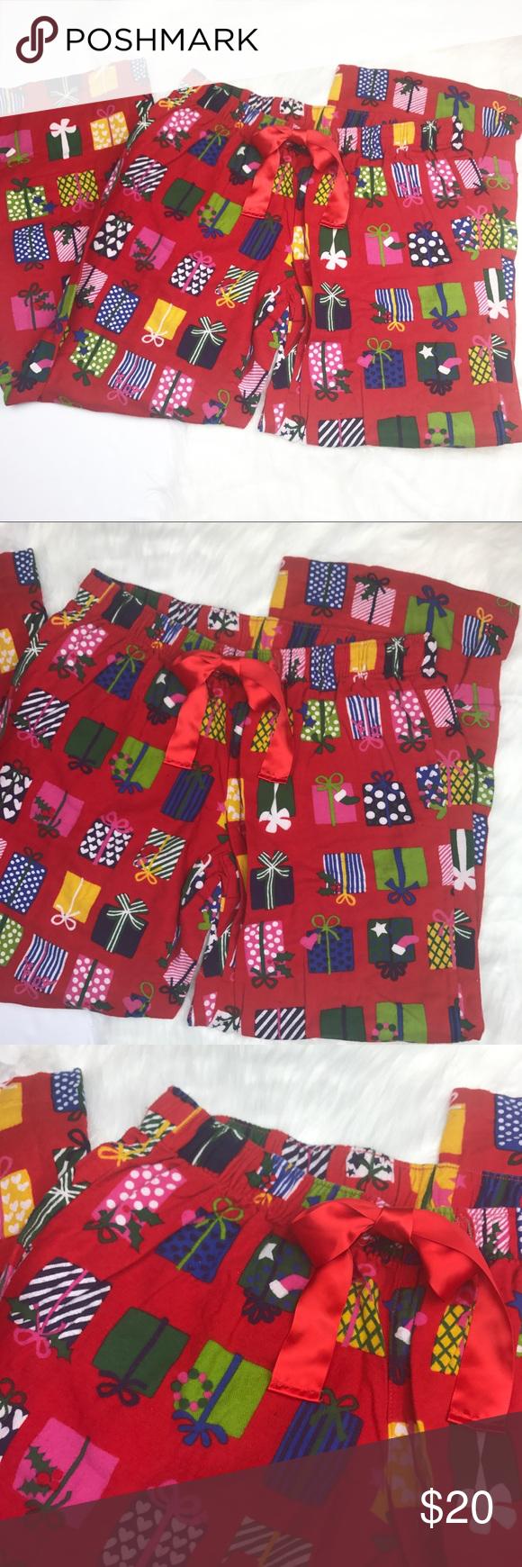Old Navy Intimates Christmas Presents Pajama Pants   Christmas ...