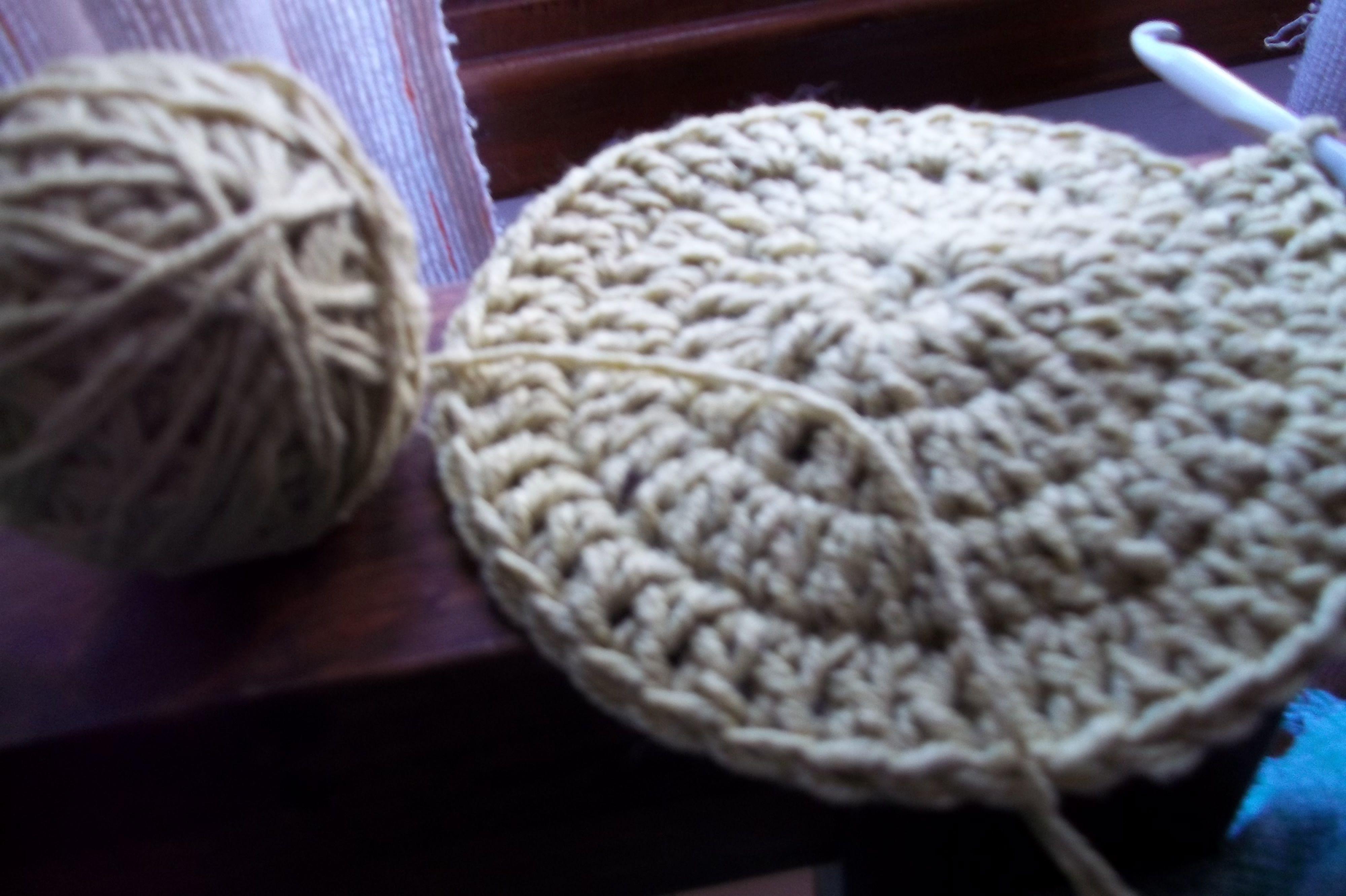 c76de17a49f38 Boina tejida a crochet paso a paso