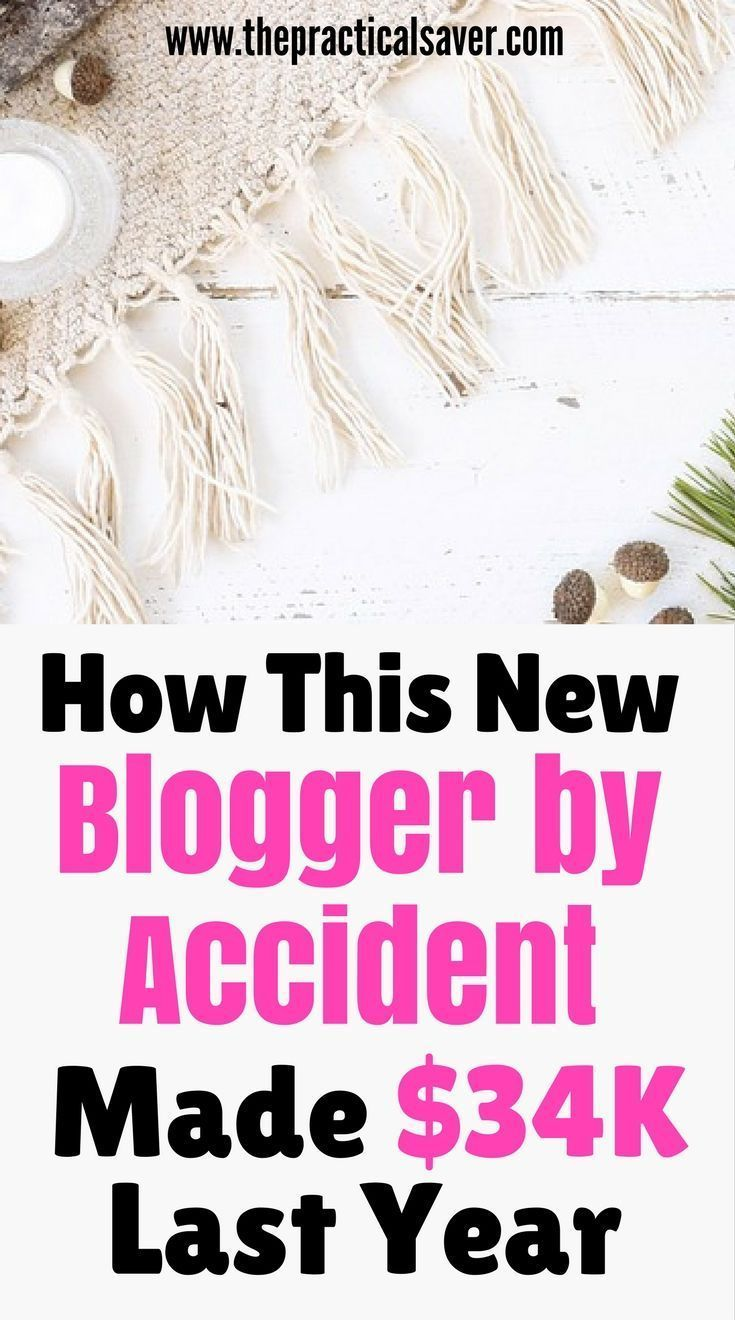 Find out how this blogger made at least $34K last year as a new ...