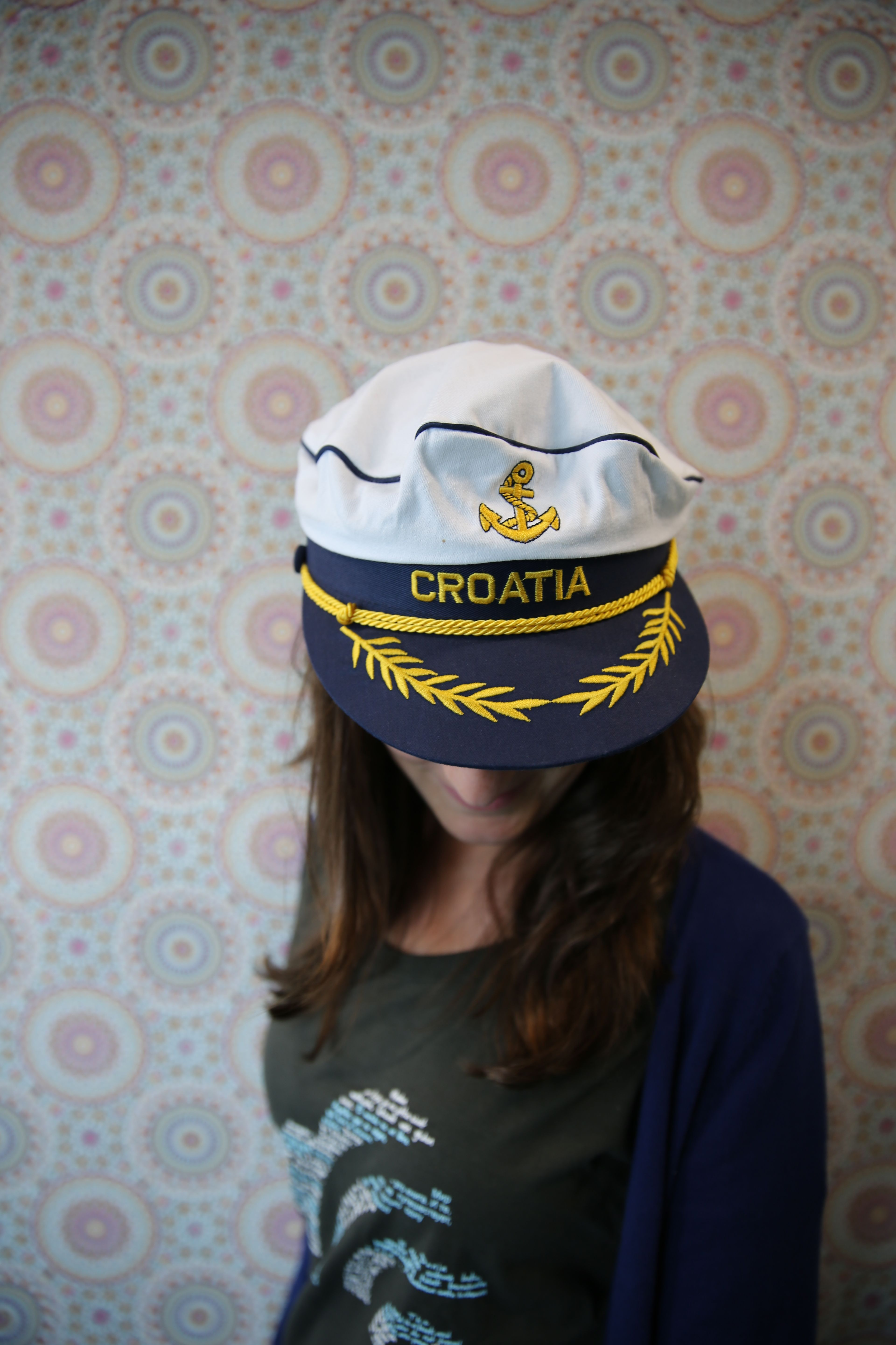 ef0caf1c979 Captain hat from Croatia