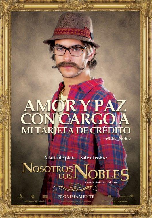 Nosotros Los Nobles Movie Poster 3 Movie Posters Movies Movie Tv