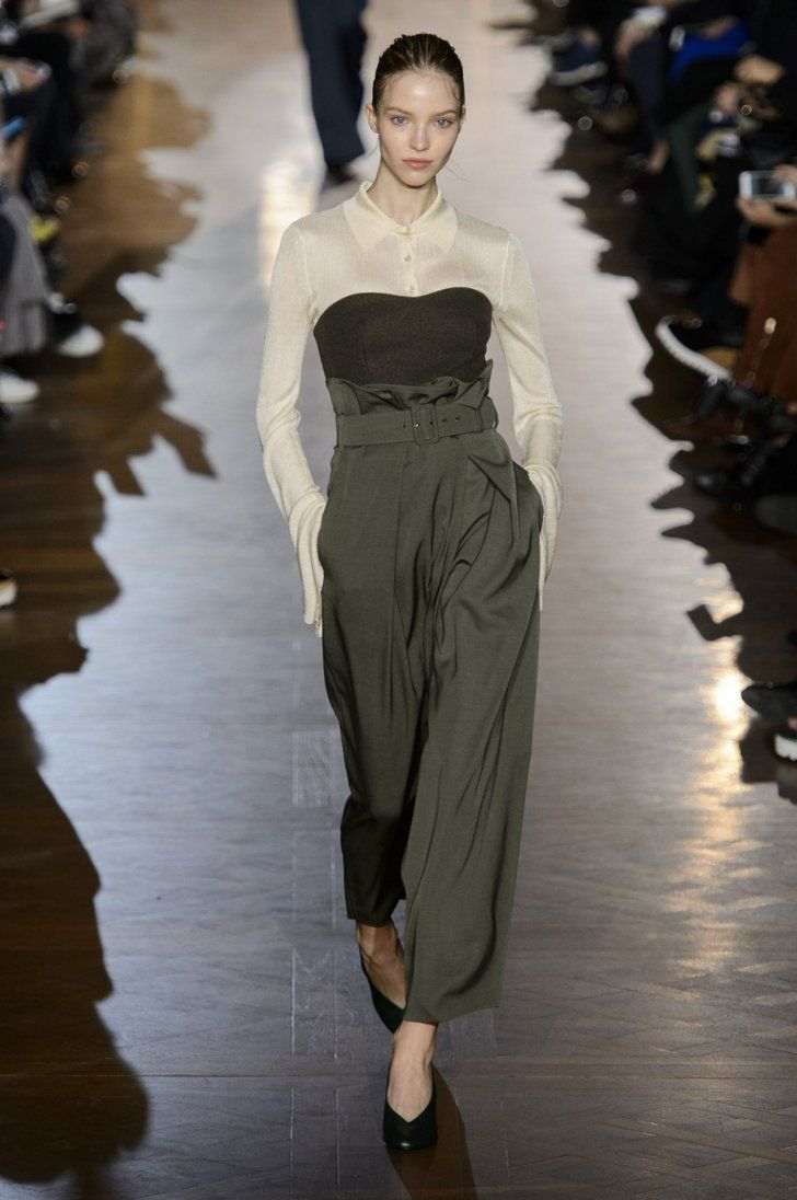 Pin for Later: The 8 Hottest Trends to Come Out of Paris Fashion Week  Stella McCartney Fall 2015