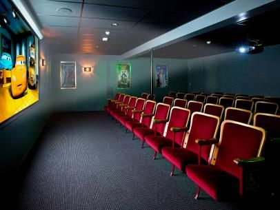 Home Theater Trends #ledtechnology