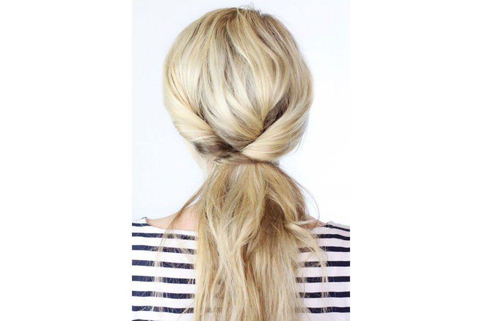 Gestresste Mamas 6 Hair Styles Fur Das Faultier In Dir In 2020 Frisuren Dunnes Haar Feine Haarschnitte Feine Dunne Haare