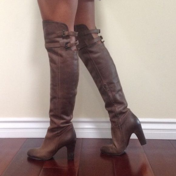 823f64e55368 Sam Edleman Sutton Boots These over the knee Sam Edelman Sutton boots are  absolutely the perfect boots. 100% leather they are gorgeous Sam Edelman  Shoes ...