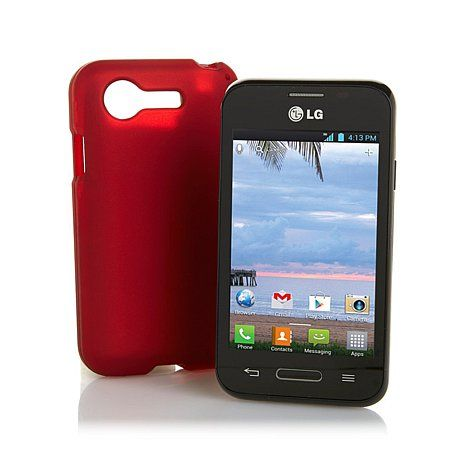 LG Optimus Fuel TracFone w/1200 Minutes, Texts & Data