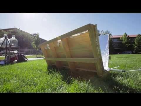 Purdue innovation kills waterborne microorganisms with solar UV radiation