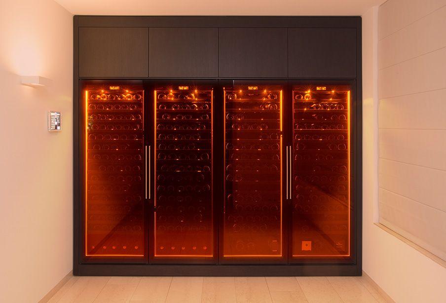 eurocave cave design armoires a vin design eurocave