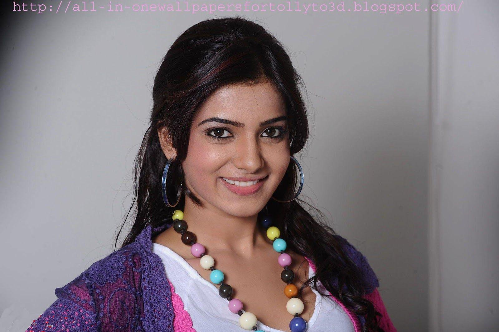 Download Samantha Telugu Actress Wallpapers Free Gallery