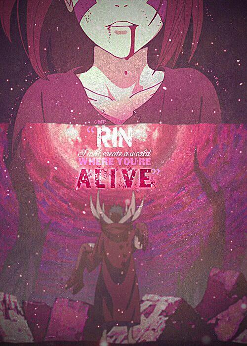 Obito x Rin | Anime Quotes | Pinterest | Naruto, Anime and Naruto ...