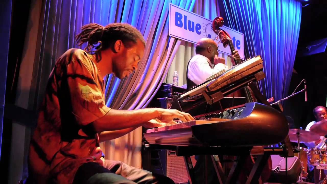 Will Calhoun Live at Blue Note With Marc Cary and Charnett Moffett (Live...