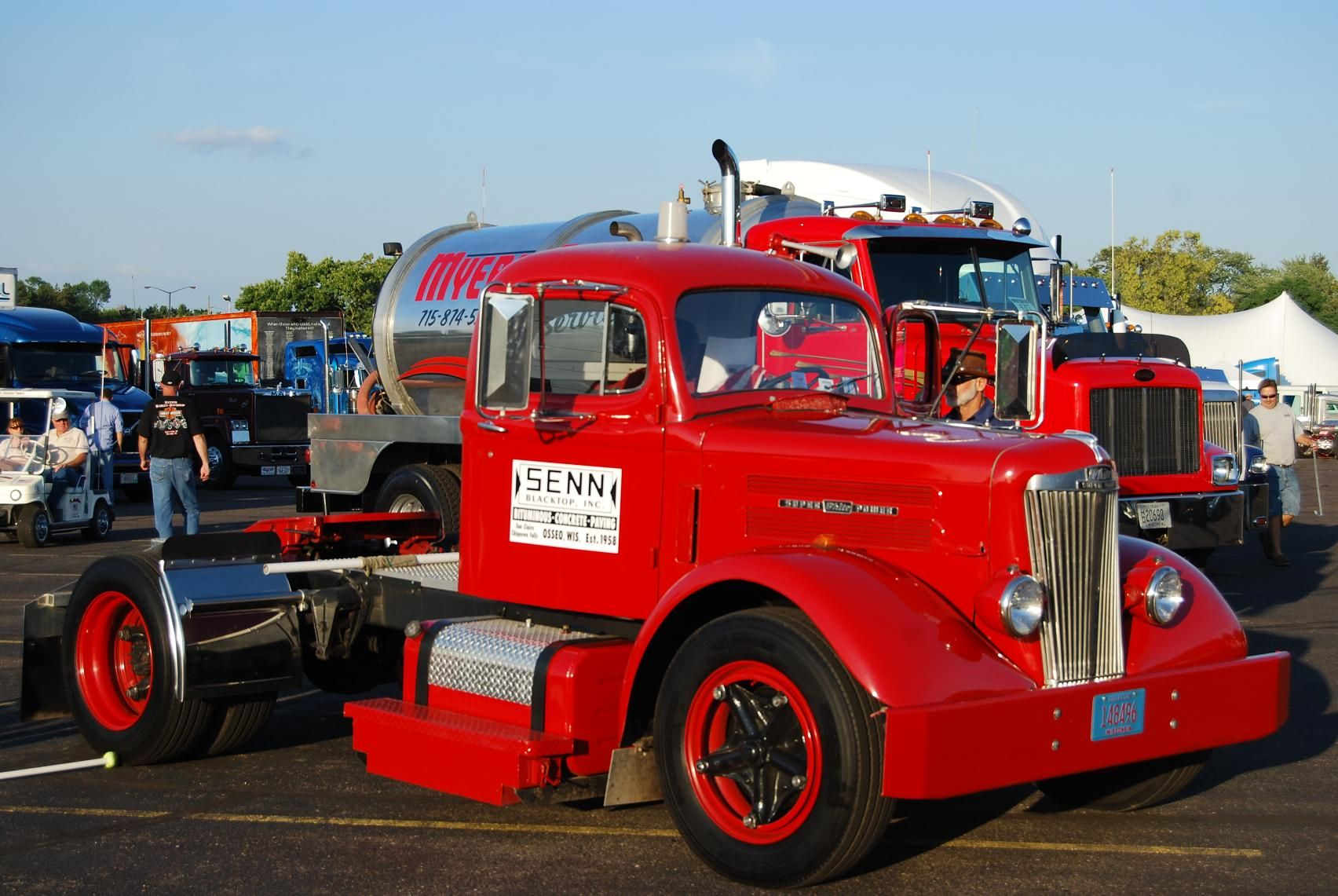 Big Truck Hobby Is Getting BIG! - Old Cars Weekly | big rigs ...