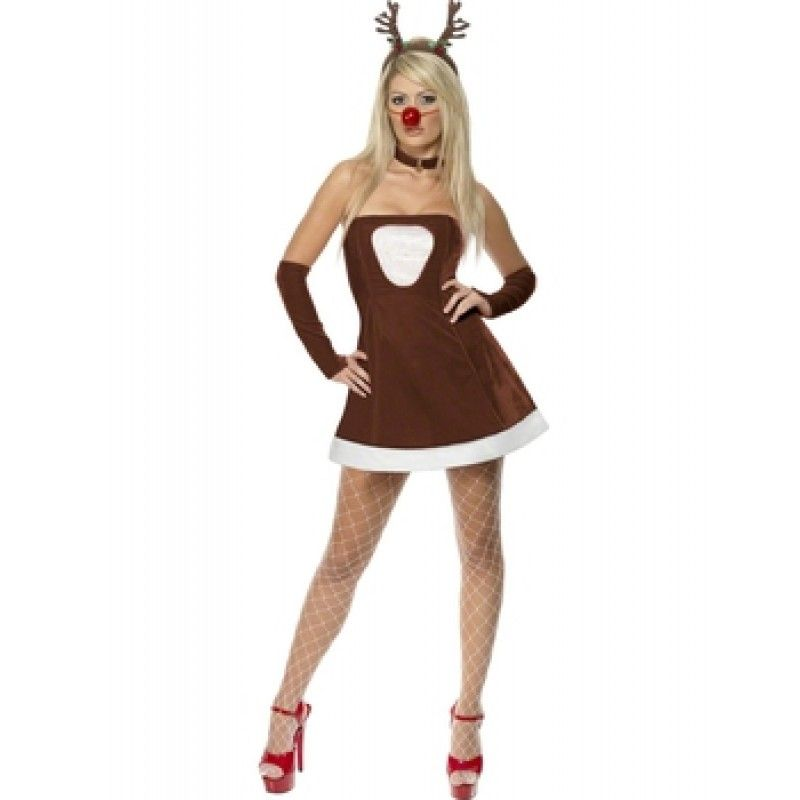 Cheeky Reindeer Costume