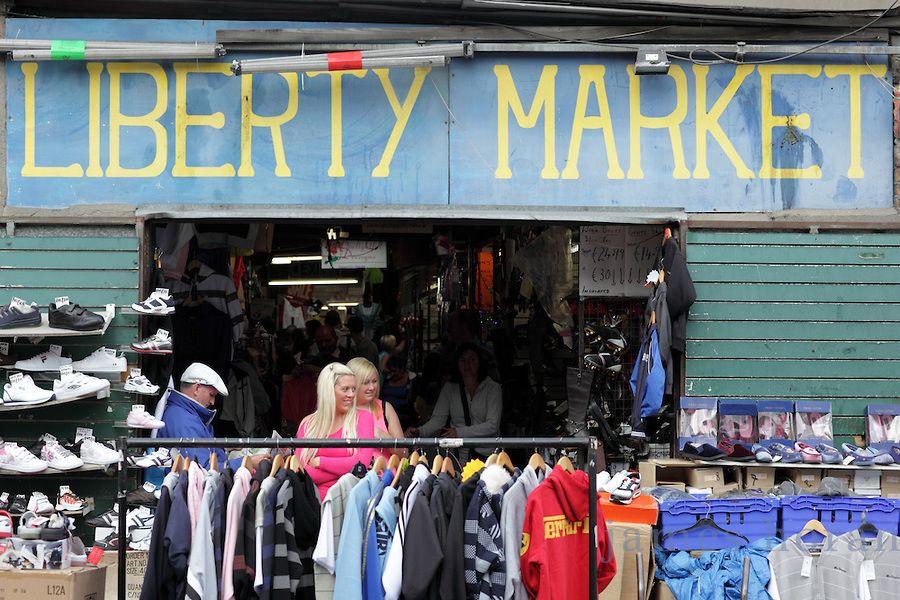 DUBLIN - The Liberty Market