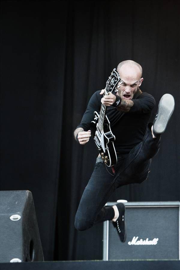Rise Against I Rock Werchter 2012