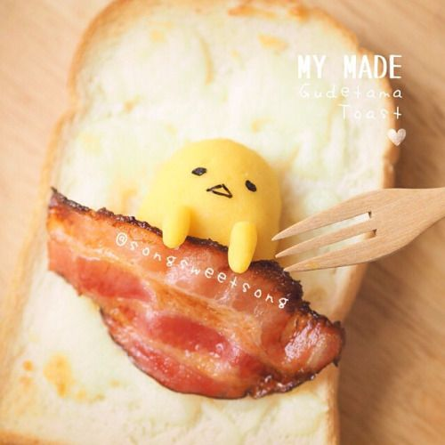Food Artist Creates Charming Characters That Look Too Adorable...